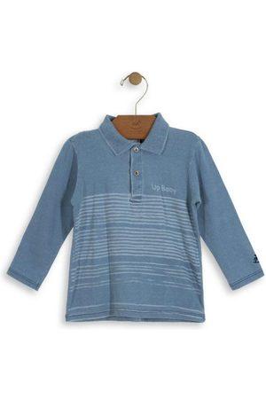 Up Baby Menino Camisa Pólo - Camisa Polo Infantil Estonada