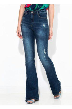 Forum Calça Jeans Flare