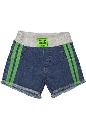 Momi Menina Short - Short Jeans