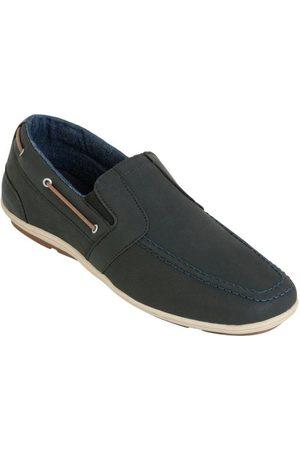 QUEIMA ESTOQUE Homem Sapatos - Sapato Mocassin com Forro Jeans