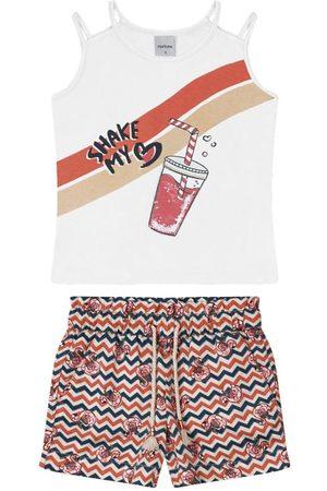 Rovitex Kids Conjunto Infantil Regata com Shorts
