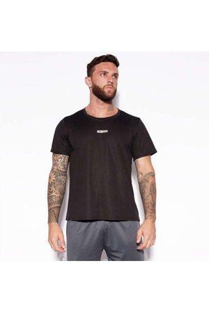 Honeybe Homem Camiseta - Camisa Dry Hb Sports Preta Bl302