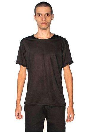 Sandro Moscoloni Camiseta Masculina Fit Easy Polo State Black