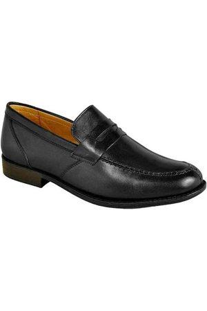 Sandro Moscoloni Homem Oxford & Brogue - Sapato Social Masculino Loafer Me