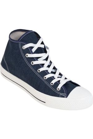 QUEIMA ESTOQUE Tênis Jeans Cano Médio