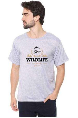 Eco Canyon Camiseta Masculina Wildlife