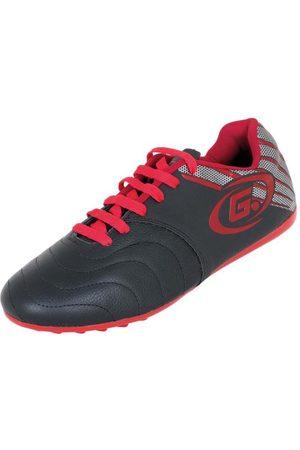 QUEIMA ESTOQUE Homem Sapatos Esporte - Chuteira Society Preta e Vermelha