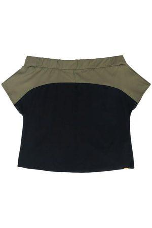 Gris Blusa com Decote Ombro a Ombro