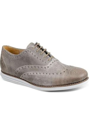 Sandro Moscoloni Homem Oxford & Brogue - Sapato Masculino Casual Brogue Sa