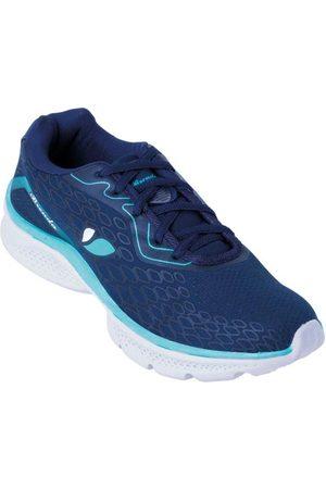 QUEIMA ESTOQUE Mulher Sapatos Esporte - Tênis Marinho em Tecido Estampado