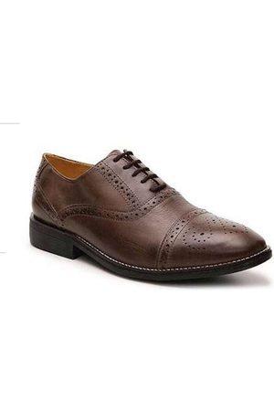 Sandro Moscoloni Homem Oxford & Brogue - Sapato Social Masculino Oxford De