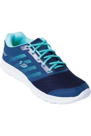 Perfecta Mulher Sapatos Esporte - Tênis Marinho em Sintético