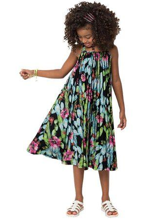 Nanai Vestido Infantil Feminino