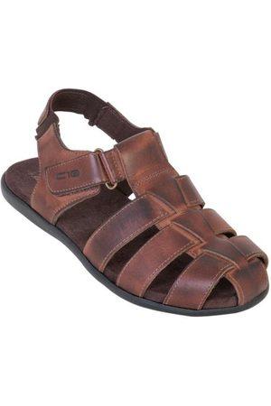 QUEIMA ESTOQUE Homem Sandálias - Sandália com Velcro e Elástico
