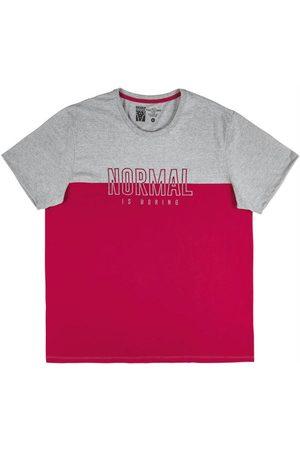 Fido Dido Homem Manga Curta - Camiseta Manga Curta com Bordado