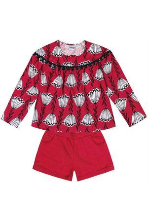 Nanai Conjunto Infantil Blusa + Short
