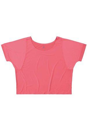 MALWEE LIBERTA Camiseta - Blusa Dry com Tule