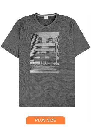 Wee Malwee Camiseta Preta Tradicional Urbana