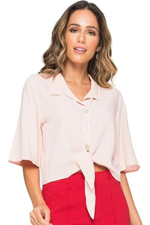 Endless Mulher Camisa Manga Curta - Camisa