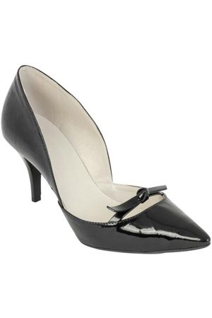 QUEIMA ESTOQUE Mulher Scarpim & Peep toe - Sapato Feminino Modelo Bico Fino