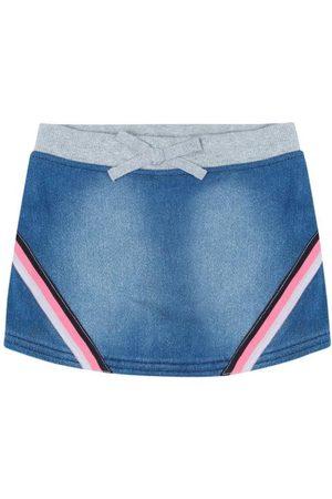 Momi Short Saia Jeans