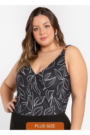 Vinculo Basic Body Plus Size Transpassado