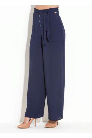 QUINTESS Mulher Short - Calça com Forro em Shorts