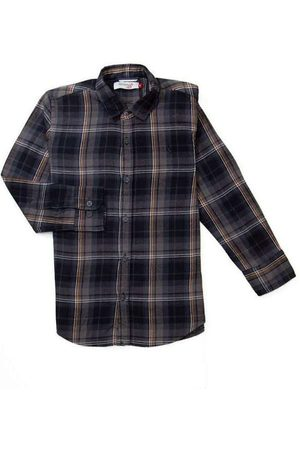 Reserva Mini Menino Camisa Jeans - Camisa Mini Pf Ml Jeans Delave