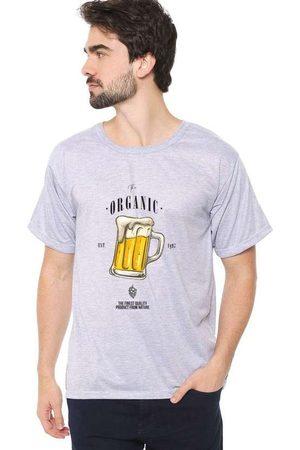Eco Canyon Homem Manga Curta - Camiseta Masculina Beer