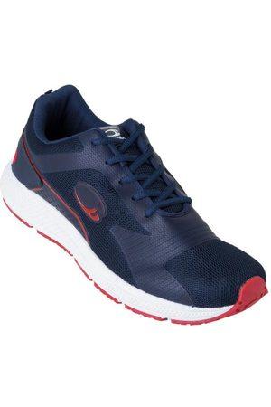 QUEIMA ESTOQUE Homem Sapatos Esporte - Tênis Marinho em Tecido Estampado