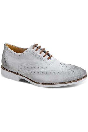 Sandro Moscoloni Homem Oxford & Brogue - Sapato Masculino Casual Brogue Po