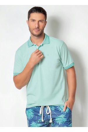 Actual Camisa Polo com Botões
