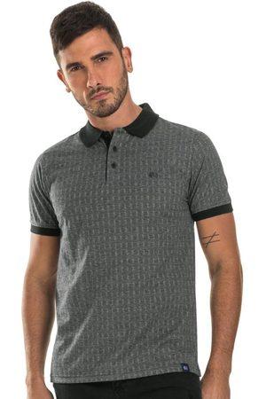 Rovitex Camisa Polo Masculina Mescla