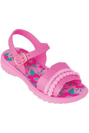 Perfecta Menina Sandálias - Sandália Infantil Pink