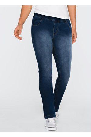 QUEIMA ESTOQUE Calça Jeans Jegging Escuro