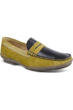 Sandro Moscoloni Homem Oxford & Brogue - Sapato Masculino Loafer Michelang