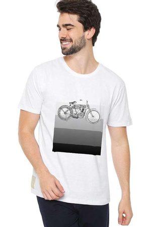 Eco Canyon Camiseta Masculina Motocross Whi