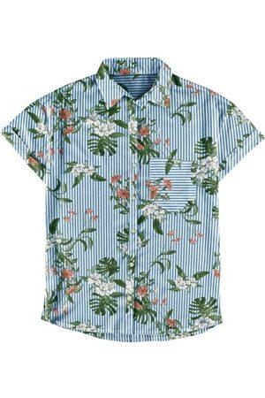 Malwee Camisa Claro Estampada