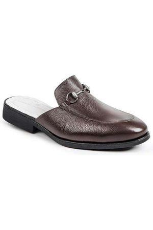 Sandro Moscoloni Homem Sandálias - Sapato Mule Masculino Colection M