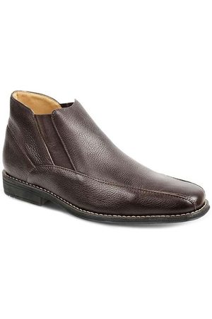 Sandro Moscoloni Homem Oxford & Brogue - Bota Chelsea Masculina Oxford Mar