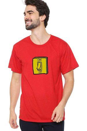 Eco Canyon Camiseta Masculina Interruptor