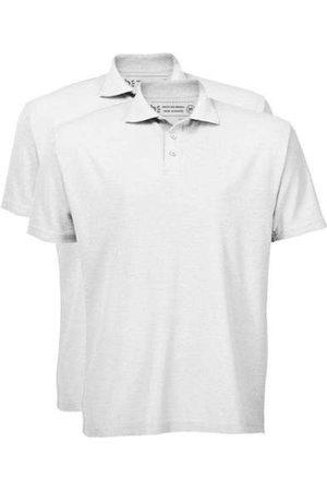 Basicamente Kit de 2 Camisas Polo Masculinas