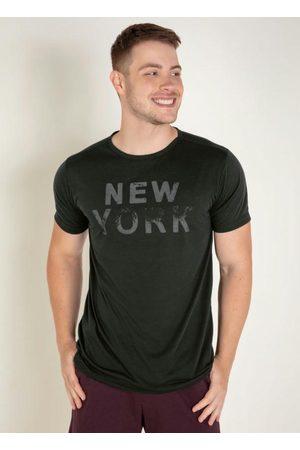 MODA POP Camiseta Preta com Mangas Curtas