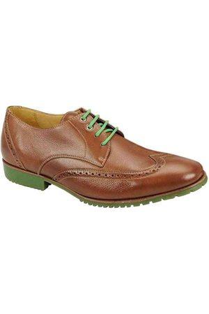 Sandro Moscoloni Homem Oxford & Brogue - Sapato Casual Masculino Derby Tho