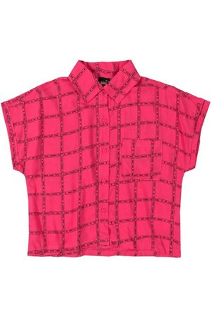 Gloss Camisa Infantil Cropped