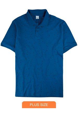 Wee Malwee Homem Camisa Formal - Camisa Polo Gaivotas em Piquê
