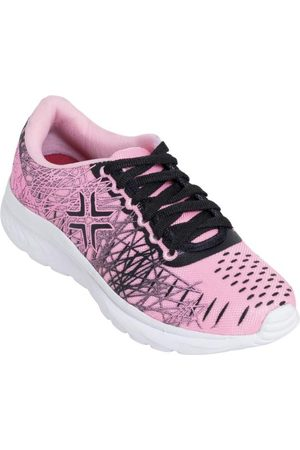 QUEIMA ESTOQUE Mulher Sapatos Esporte - Tênis em Tecido com Sola de Eva