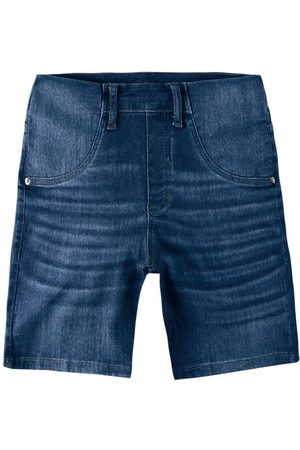 Malwee Bermuda Maternidade Jeans