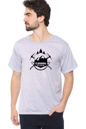 Eco Canyon Camiseta Masculina Climb