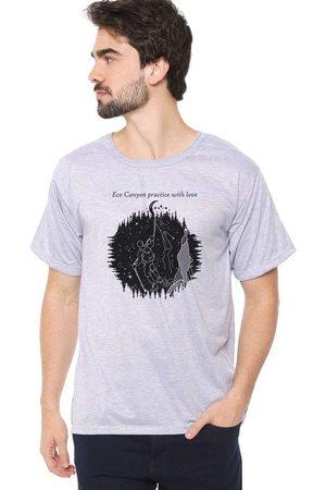 Eco Canyon Camiseta Masculina Night